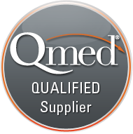 QMED qualified supplier