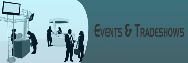 Events and Tradeshows