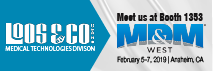 Loos and Company Attending MD&M West 2019